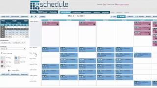 ESchedule Tutorial - Scheduling Views