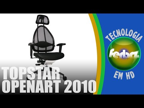 Review and assembly of the TopStar Open Art 2010 Office Chair 【HD】