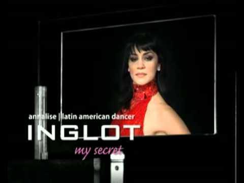 INGLOT Campaign 2010 - Dancer
