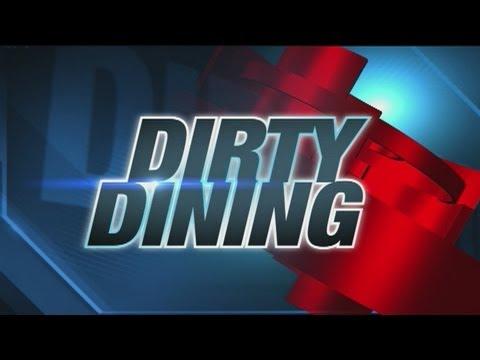 Dirty Dining at 30,000 feet