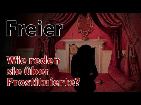 Wie Freier über Prostituierte Reden