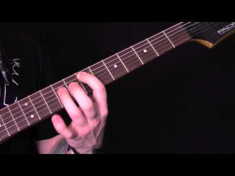 Jesus' Tod Guitar Tutorial by Burzum