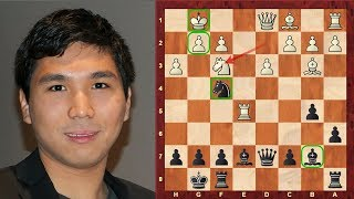 GM Wesley So ~ GM Vassily Ivanchuk