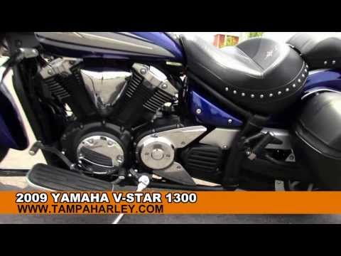 Used Yamaha Motorcycles for sale in Clearwater FL - 2009 V Star 1100