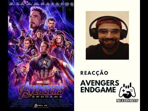 Avengers: Endgame Trailer - Reacção