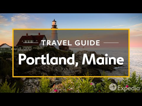 Portland, Maine Travel Guide