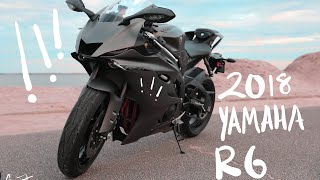 4. New Bike Reveal 2018 Yamaha R6