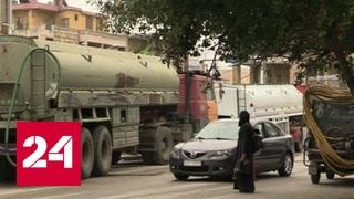 Главный водозабор Алеппо освободили от террористов
