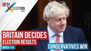 LBC Election 2019 - General Election Results Live | Britain Decides