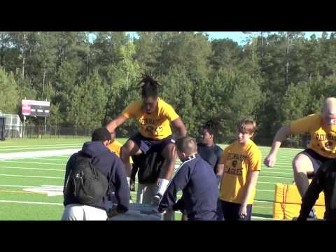Reinhardt University Football - Iron Man 2013