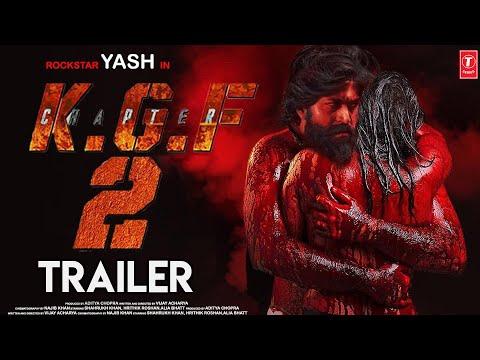 K.G.F Chapter 2 Official Trailer | Yash | Srinidhi Shetty | Sanjay Dutt | Prashanth N | Concept 2020