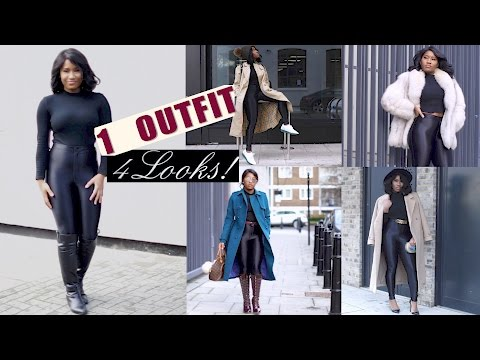 Restyle your winter wardrobe staples!