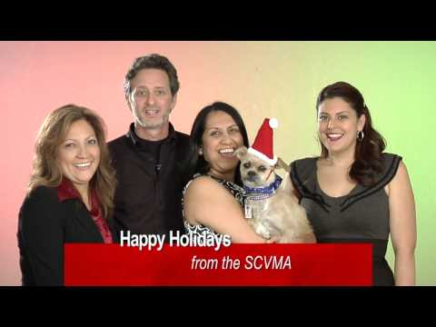 Southern California Veterinary Medical Association Holiday Message