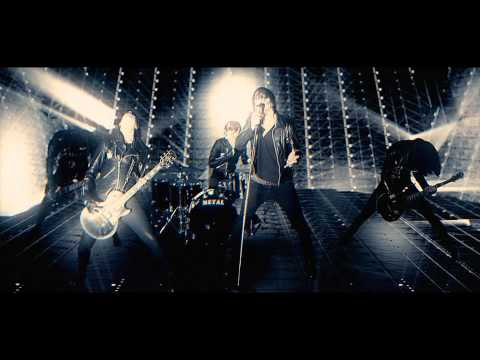 DEATHSTARS - METAL official video online metal music video by DEATHSTARS