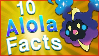 10 Interesting Facts About the Alola Region! by HoopsandHipHop