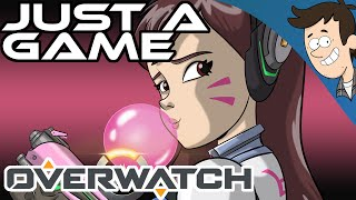 Just a Game ► OVERWATCH (D.VA) SONG by MandoPony