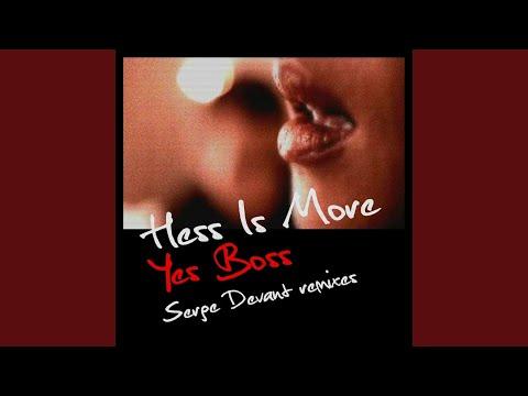 Yes Boss (Serge Devant Remix)