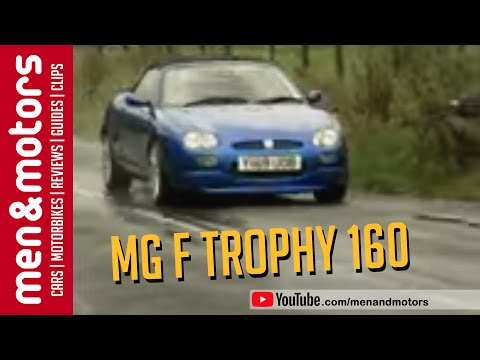 MG F MGF Trophy Review