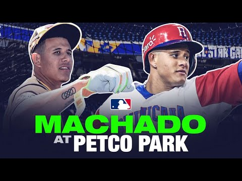 Video: Machado's best Petco Park moments