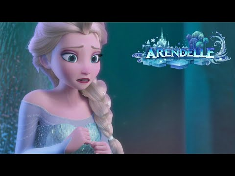 Kingdom Hearts 3 — Full movie ARENDELLE