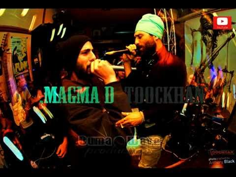 Toockhan Magma Dee - Ghetto Youth  BUMA WAVE 2014 (COGNITION RIDDIM KINGSTONE) (видео)