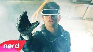 Video Ready Player One Song | Victorious | Divide w/FabvL, JT Music & #NerdOut (Unofficial Soundtrack) MP3, 3GP, MP4, WEBM, AVI, FLV Desember 2018