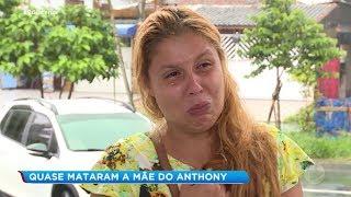 Caso Anthony: mãe do bebê foi feita refém