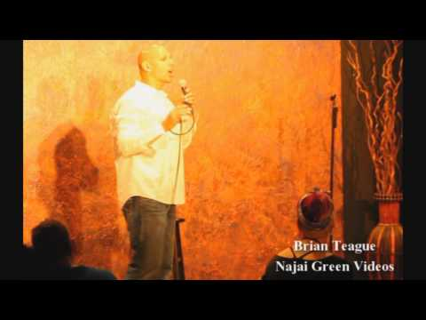 Brian Teague Comedy At Funny Bone Talent Search.