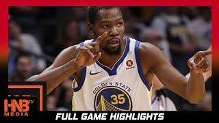 Golden State Warriors vs Miami Heat 1st Half Highlights / Week 4 / 2017 NBA Season