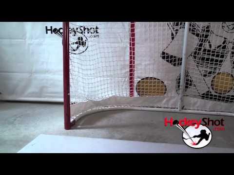 Hockey Shooting Tips – Going Bar Down