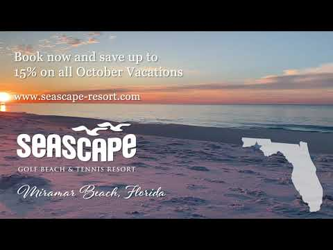 Seascape Golf, Beach & Tennis Resort October 2020 Vacation Offers
