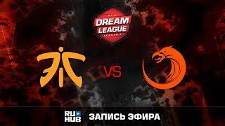 Fnatic vs TNC, DreamLeague Season 8, game 1 [Maelstorm, Mila]