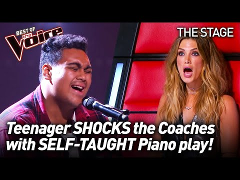 Hoseah Partsch sings 'Almost Is Never Enough' by Ariana Grande | The Voice Stage #19