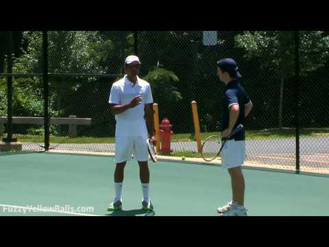 Modern Tennis Footwork… Learn how to move like Federer and Nadal