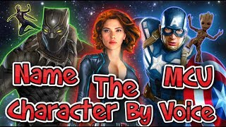Video Name The MCU Character By VOICE! - CAPTAIN AMERICA / IRON MAN / BLACK PANTHER / SPIDER-MAN MP3, 3GP, MP4, WEBM, AVI, FLV November 2018