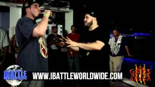 iBattle Worldwide | Sicarii vs. Dego Diavolo