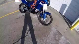 5. 2008 KTM 990 Adventure S at Heindl Motorcycle Sales Eaton, OH Ural Trade in
