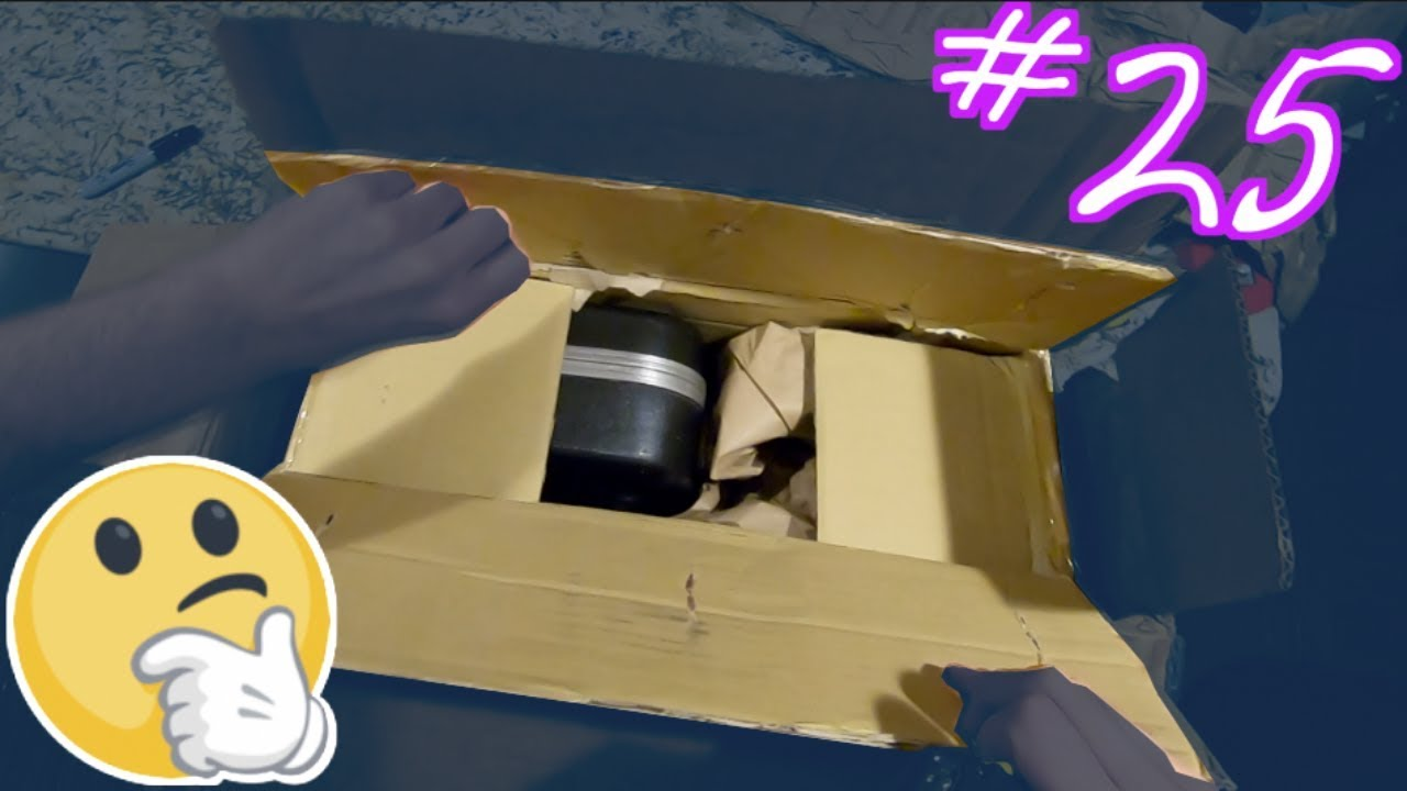 Unboxing a Mysterious Guitar | Trogly's Boxing and Unboxing Vlog Ep 25