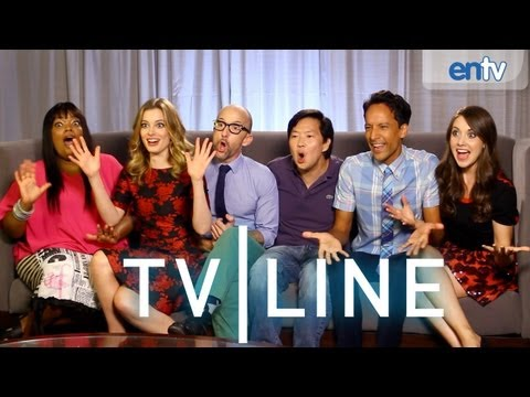 community - Michael Ausiello talks Dan Harmon's return, Donald Glover's exit, Jeff/Annie with the