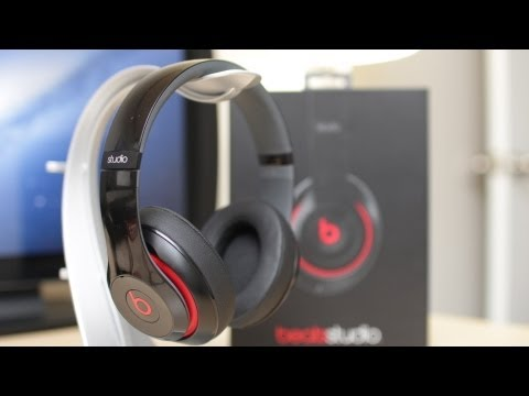 beats - Here is my unboxing of the new Beats Studio 2013. #newbeatsstudio Find it here: https://www.amazon.com/dp/B00E9262IE/ref=as_li_ss_til?tag=urav-20&camp=0&crea...