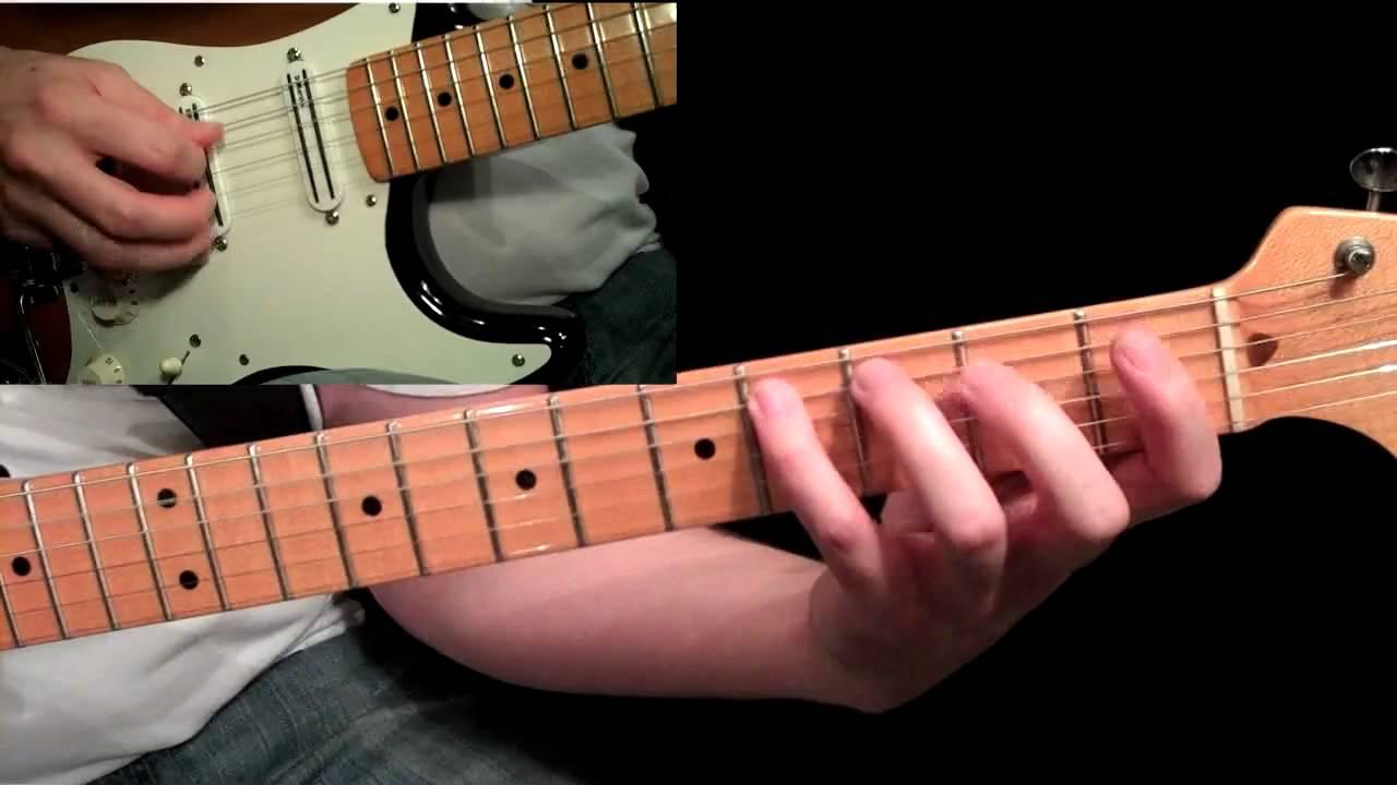Major Pentatonic Scales Guitar Lesson