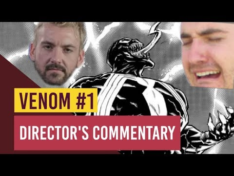 Donny Cates and Ryan Stegman: VENOM #1 Director's Commentary   STEG-MAN AND HIS AMAZING FRIENDS