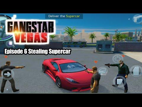 Gangstar Vegas Episode 6 Stealing Super car
