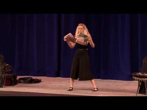 The Dazzling Comedy Magic of Heather Rogers - Sizzle Reel