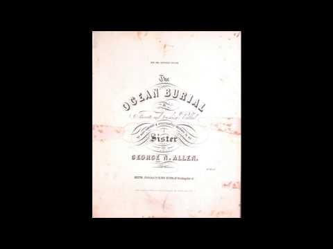 Ocean Burial (1850)