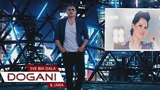 Djogani videoklipp Sve Bih Dala (feat. Jana)