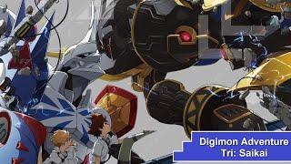 Digimon Adventure Tri. Saikai. [Mini-Reseña]