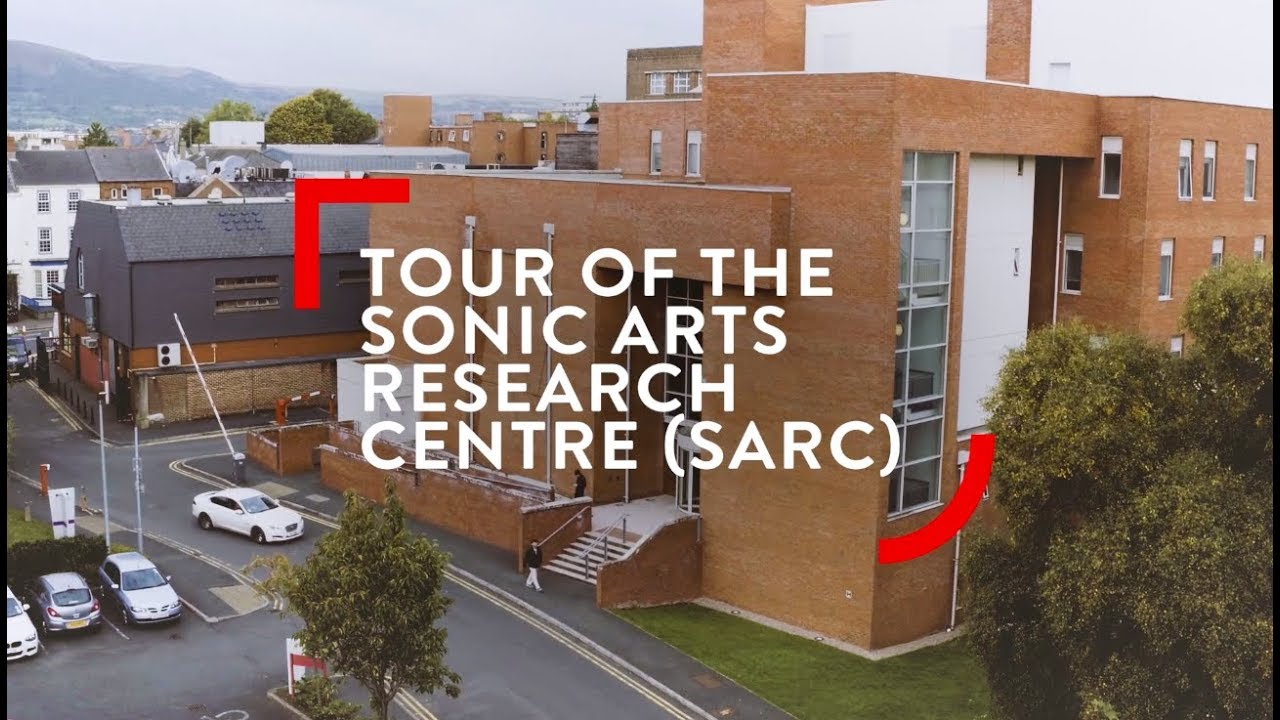Video Thumbnail: Student tour of the Sonic Arts Research Centre