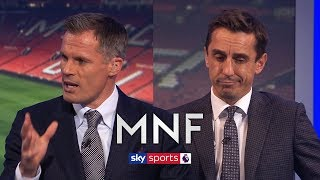 Video Do Carragher and Neville think Spurs can challenge for the Premier League title? | MNF MP3, 3GP, MP4, WEBM, AVI, FLV September 2018