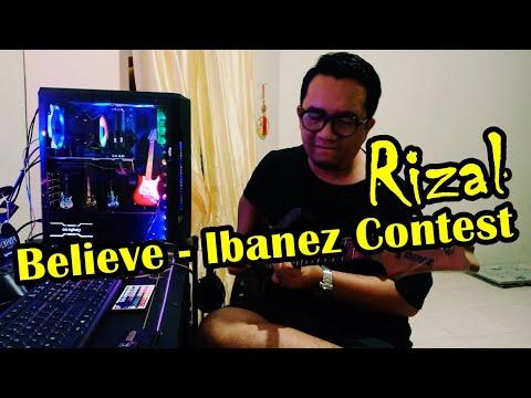 Believe 2013 Ibanez Contest - Remake